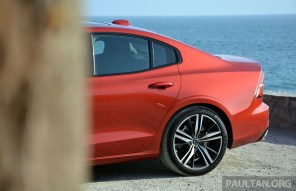 Volvo S60 T6 AWD R Design Review 13