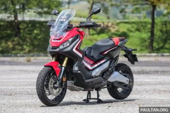 2018 Honda X-ADV-4