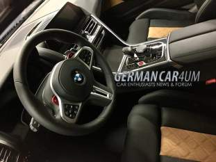 BMW M8 Competition leaked 7