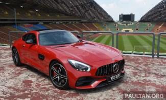 Mercedes-AMG GT C 1