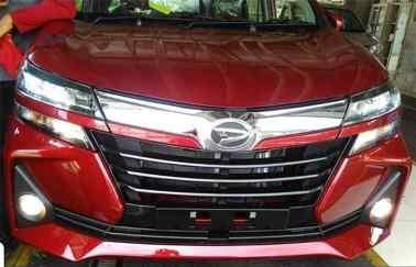 2019 Daihatsu Xenia leak 1