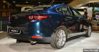 2019 Mazda 3-Singapore Motor Show 2