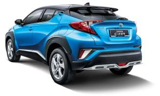 2019 Toyota C-HR Malaysia 2