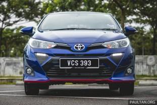 2019 Toyota Vios 1.5 G 3