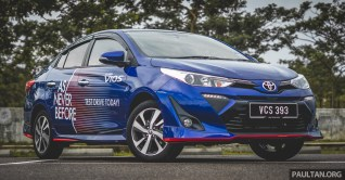 2019 Toyota Vios review 1
