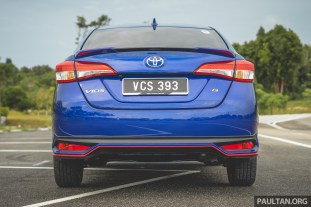 2019 Toyota Vios review 4