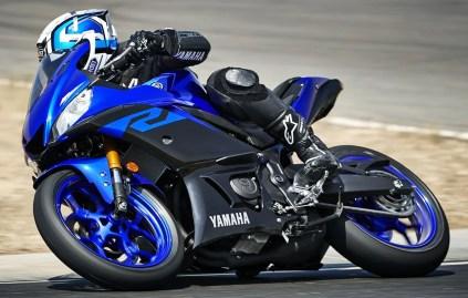 2019 Yamaha YZF-R3 Action - 5