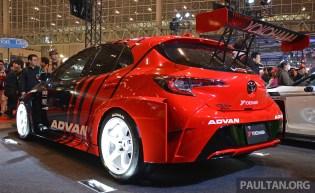 Advan Toyota Corolla Hatchback TAS 3