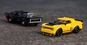 Dodge Demon-Charger Lego (3)