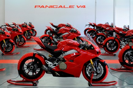 Ducati Panigale V4 Press Launch Valencia - Ambience_UC70185_High