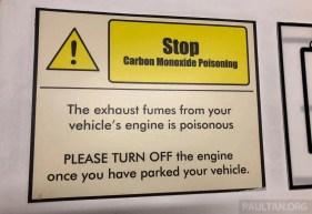 Exhaust engine idling-1