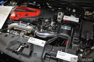 HKS FK8 Honda Civic Type R 17
