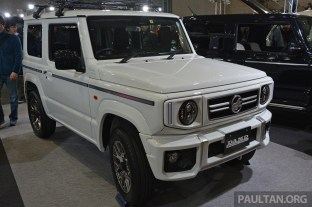 Suzuki Jimny Little G and D 6