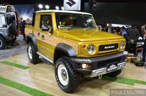 Suzuki Jimny Pick Up Style Concept 11
