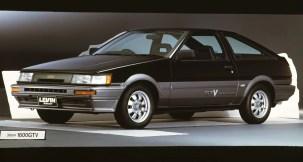 Toyota Corolla Levin_AE86_Liftback_1