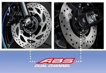 Yamaha R15 ABS India BM-7
