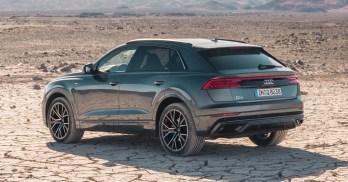 Audi Q8 New Engine Options