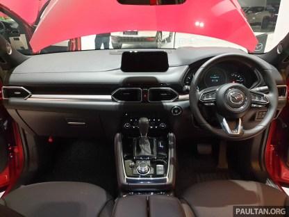 2019 Mazda CX-8 2.2D preview Malaysia 18_BM