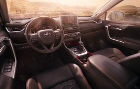 2020 Toyota RAV4 TRD Off-Road 4
