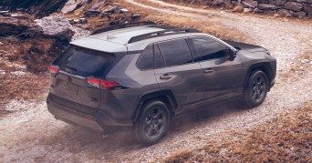 2020 Toyota RAV4 TRD Off-Road 8