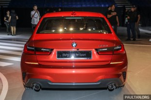 2019 G20 BMW 3 Series 330i M Sport CBU_Ext-39