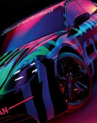 Porsche Taycan Colour Teaser-6