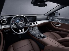 2019 W213 Mercedes-Benz E200 SportStyle, E300 Exclusive