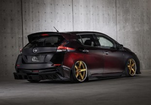 2019 Nissan Leaf by Kuhl Racing_1