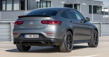 Mercedes-AMG GLC 63 S 4MATIC+ Coupé (2019)Mercedes-AMG GLC 63 S 4MATIC+ Coupé (2019)