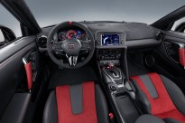 For the 2020 GT-R NISMO, Nissan engineers set out to take race-proven technology and make it accessible and comfortable for drivers of all skill levels. Vehicle control and predictability were critical in achieving this; thus, they adopted the theme ìabsolute street and track performanceî when developing the car.
