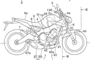 2020 Yamaha MT-07 Turbo - 2