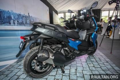 BMW C400 X launch-3