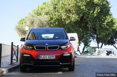 BMW i3s review 2