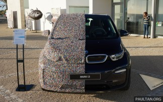 BMW i3s review 45
