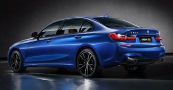 G28 BMW 3 Series Li for China