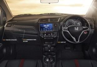 Honda BR-V Facelift Indonesia 34