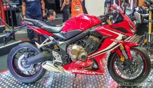 Honda CBR650R launch-3
