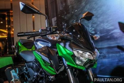 Kawasaki Z250 2019 launch-7