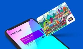 TNG Card and wallet