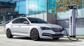 2019 Skoda Superb iV 3