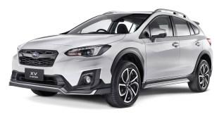 2019 Subaru XV GT Edition official 4-BM