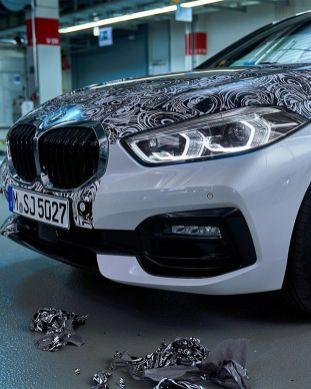 F40 BMW 1 Series teaser 2