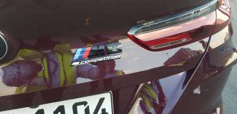 F92 BMW M8 Competition leak 7