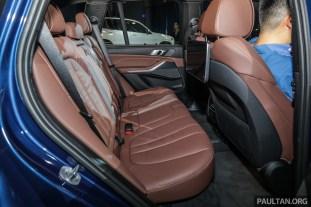 G05 BMW X5 xDrive40i M Sport_Int-25