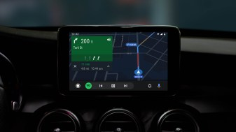 New Android Auto update 1