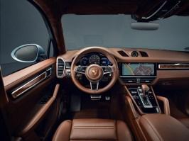 Porsche Cayenne S Coupe 4