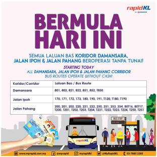 Rapid KL Cashless 14 May