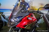 2019 Honda CB500X launch-2