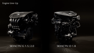 2019 Mazda 3 Japan sneak preview presentation 31