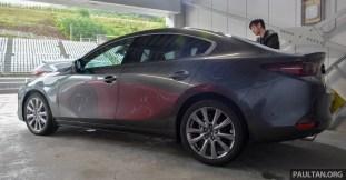 2019 Mazda 3 Sedan-Japan preview 2